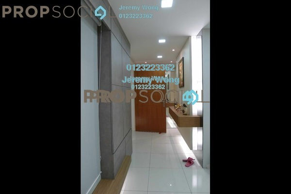 For Sale Condominium at Villa Orkid, Segambut Freehold Fully Furnished 5R/6B 1.68m