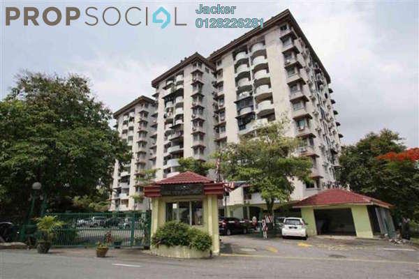 For Rent Condominium at Ascadia Lake View, Pandan Perdana Freehold Unfurnished 3R/2B 1.1k