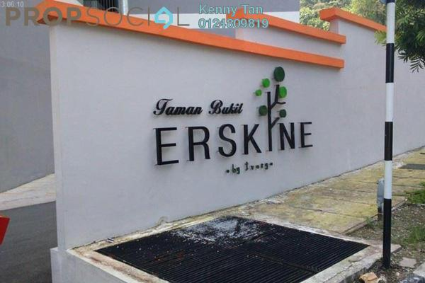 For Rent Apartment at Taman Bukit Erskine, Tanjung Tokong Freehold Semi Furnished 3R/2B 850translationmissing:en.pricing.unit