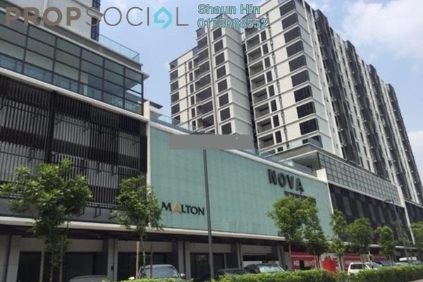 For Rent Condominium at Nova Saujana, Saujana Freehold Semi Furnished 2R/2B 1.6k
