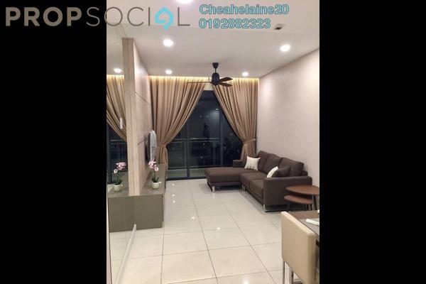 For Rent Serviced Residence at Nadi Bangsar, Bangsar Freehold Fully Furnished 0R/1B 6k