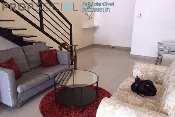 For Rent SoHo/Studio at Subang SoHo, Subang Jaya Freehold Fully Furnished 0R/1B 1.9k