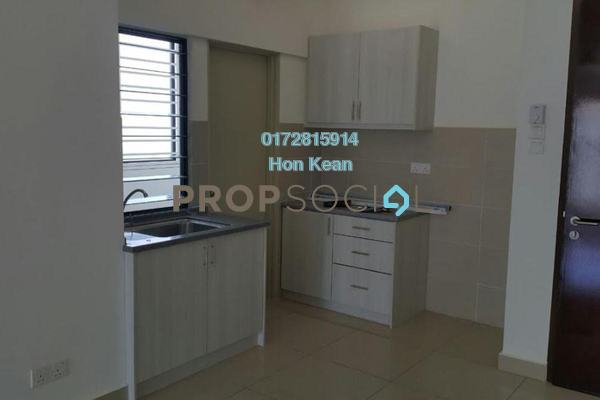 For Rent Condominium at Alam Sanjung, Shah Alam Freehold Semi Furnished 3R/2B 1.3k
