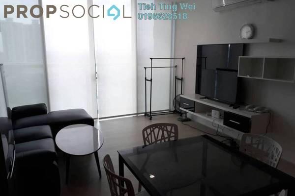 For Rent Condominium at One City, UEP Subang Jaya Freehold Fully Furnished 2R/2B 1.9k