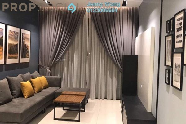 For Rent Condominium at Nadi Bangsar, Bangsar Freehold Fully Furnished 2R/2B 6k