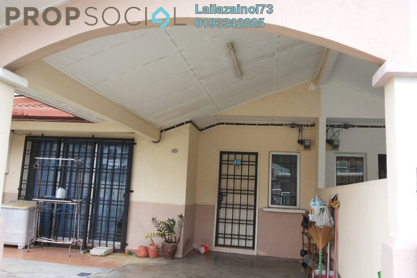 For Sale Terrace at Taman Pinggiran Putra, Bandar Putra Permai Freehold Unfurnished 4R/3B 650k