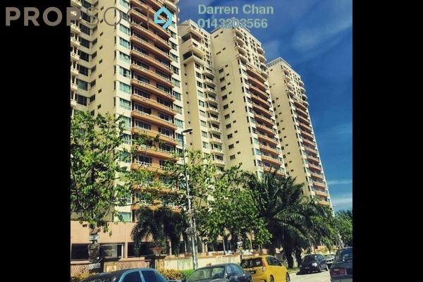 For Rent Condominium at East Lake Residence, Seri Kembangan Freehold Fully Furnished 3R/2B 2.5k