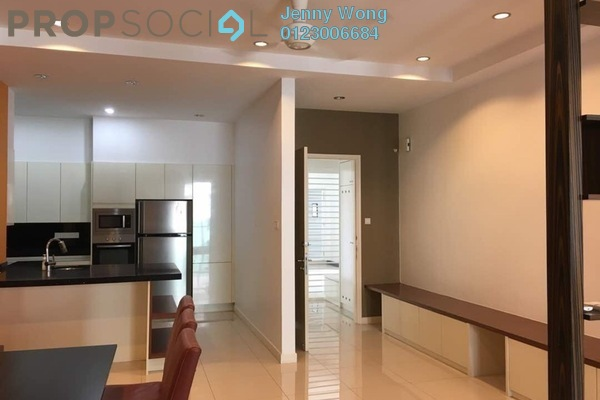 For Rent Condominium at The Park Residences, Bangsar South Freehold Fully Furnished 3R/3B 5.5k