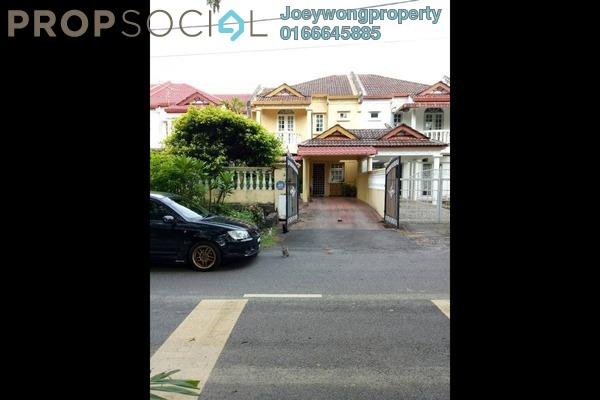 For Sale Terrace at USJ 9, UEP Subang Jaya Freehold Semi Furnished 4R/4B 949k