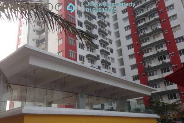 For Sale Condominium at Main Place Residence, UEP Subang Jaya Freehold Semi Furnished 2R/1B 350k