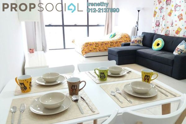 For Rent Condominium at Icon City, Petaling Jaya Freehold Fully Furnished 1R/1B 1.8k
