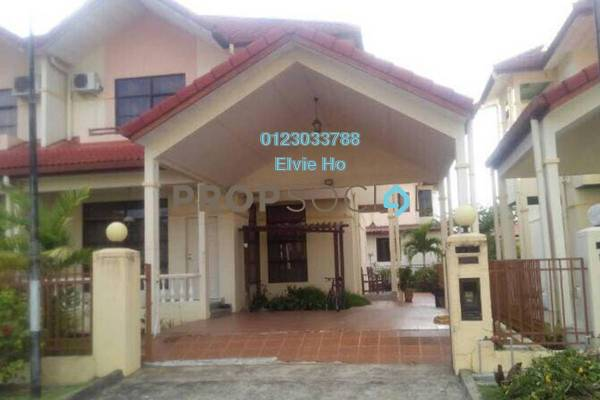 For Sale Semi-Detached at Palm Beach Villas, Papar Leasehold Fully Furnished 4R/3B 630k