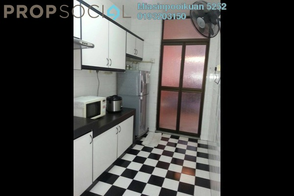 For Rent Condominium at Sri Intan 1, Jalan Ipoh Freehold Fully Furnished 2R/2B 1.4k