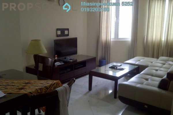 For Rent Condominium at D-Villa Residence, Ampang Hilir Freehold Fully Furnished 2R/1B 2.3k