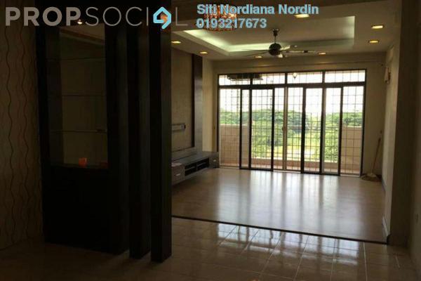 For Sale Condominium at Pelangi Condominium, Sentul Freehold Semi Furnished 3R/2B 455k