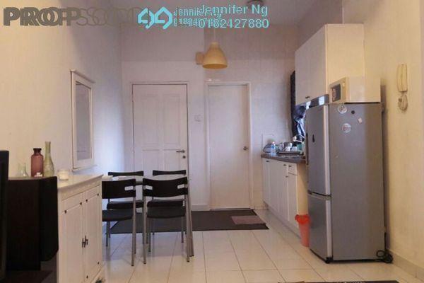 For Sale Serviced Residence at Casa Tiara, Subang Jaya Freehold Fully Furnished 1R/1B 398k
