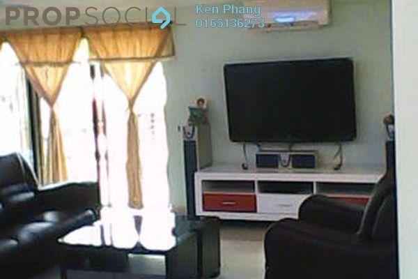 For Sale Terrace at Seksyen 2, Bandar Bukit Mahkota Freehold Semi Furnished 4R/3B 638k