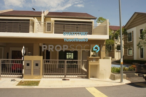 For Sale Terrace at Nada Alam, Nilai Freehold Unfurnished 4R/4B 590k