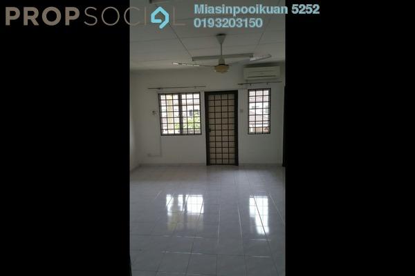For Rent Terrace at Jalan Sungai Tiram, Ulu Tiram Freehold Unfurnished 4R/3B 1.3k