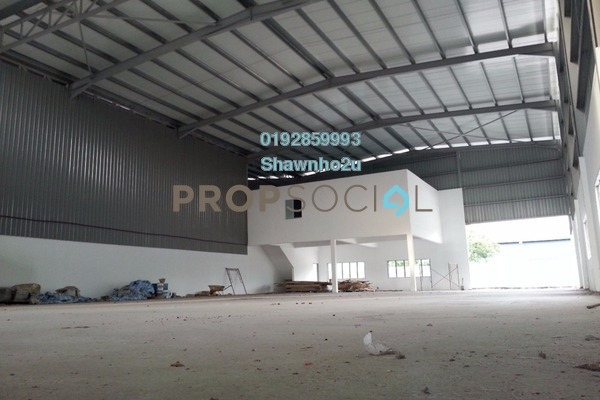 For Rent Factory at Kampung Baru Sungai Buloh, Sungai Buloh Freehold Unfurnished 0R/3B 7.8k