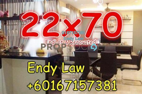 For Sale Terrace at Nusa Sentral, Iskandar Puteri (Nusajaya) Freehold Semi Furnished 4R/3B 690k