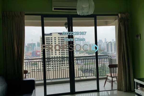 For Rent Condominium at D'Alamanda, Cheras Freehold Fully Furnished 3R/2B 2.5k
