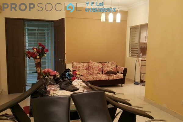 For Rent Condominium at Koi Tropika, Puchong Freehold Fully Furnished 3R/2B 1.5k