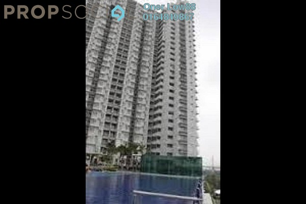 For Sale Condominium at The OceanView, Jelutong Freehold Fully Furnished 3R/2B 530k