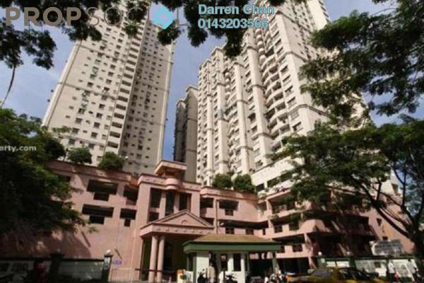 For Rent Condominium at Kenanga Point, Pudu Freehold Unfurnished 3R/2B 1.5k