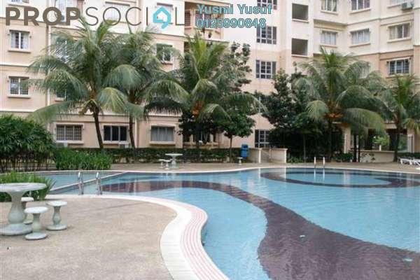 For Sale Condominium at Oakleaf Park, Bukit Antarabangsa Freehold Semi Furnished 3R/2B 290k
