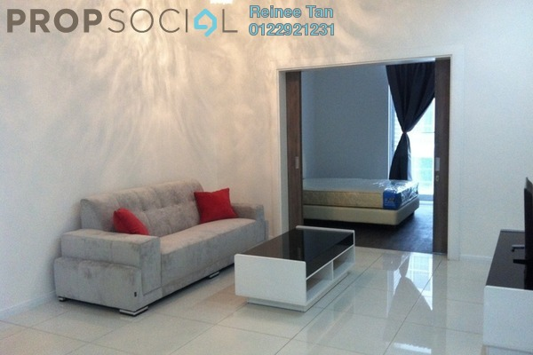 For Rent SoHo/Studio at 3Elements, Bandar Putra Permai Freehold Fully Furnished 1R/1B 1.3k