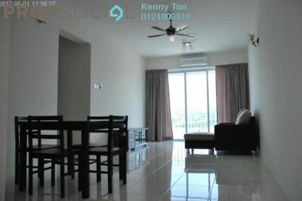 For Rent Condominium at Summer Place, Jelutong Freehold Fully Furnished 3R/2B 2k