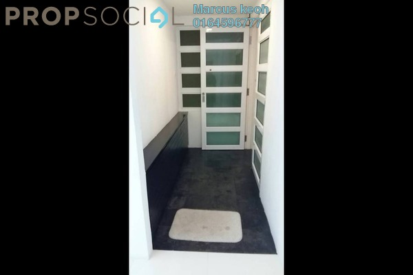 For Rent Condominium at Sri Perdana, Georgetown Freehold Fully Furnished 3R/2B 1.8k