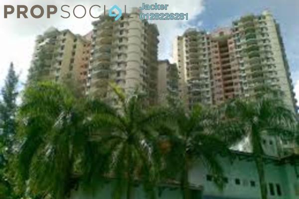 For Rent Condominium at Venice Hill, Batu 9 Cheras Freehold Semi Furnished 3R/2B 1k