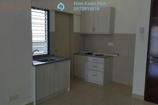 For Rent Condominium at Alam Sanjung, Shah Alam Freehold Semi Furnished 3R/2B 1.3k