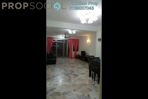 For Rent Condominium at Casa Ria, Cheras Freehold Fully Furnished 3R/2B 2.3k