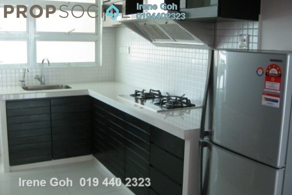 For Rent Condominium at Sri Perdana, Georgetown Freehold Fully Furnished 3R/2B 1.9k