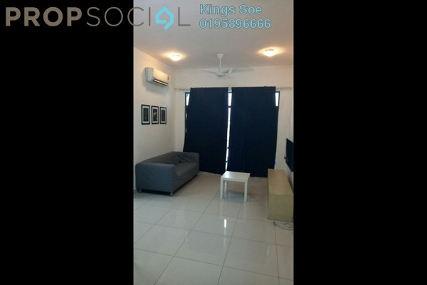 For Rent Serviced Residence at Amaya Maluri, Cheras Freehold Fully Furnished 2R/2B 2.2k