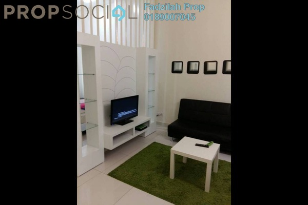 For Rent Condominium at Vue Residences, Titiwangsa Freehold Fully Furnished 1R/1B 1.9k