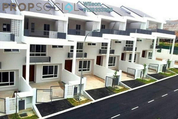 For Rent Terrace at KYK Heights, Balakong Freehold Semi Furnished 5R/5B 1.8k