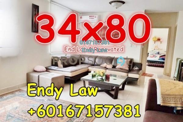 For Sale Terrace at Nusa Idaman, Iskandar Puteri (Nusajaya) Freehold Semi Furnished 5R/4B 1m
