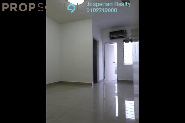 For Rent Condominium at Pelangi Indah, Jalan Ipoh Freehold Unfurnished 3R/2B 1.1k