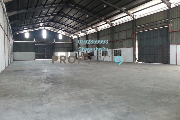 For Rent Factory at Kampung Baru Sungai Buloh, Sungai Buloh Freehold Unfurnished 0R/2B 9.12k