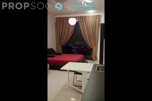 For Rent Serviced Residence at Nadi Bangsar, Bangsar Freehold Fully Furnished 1R/1B 2.7k