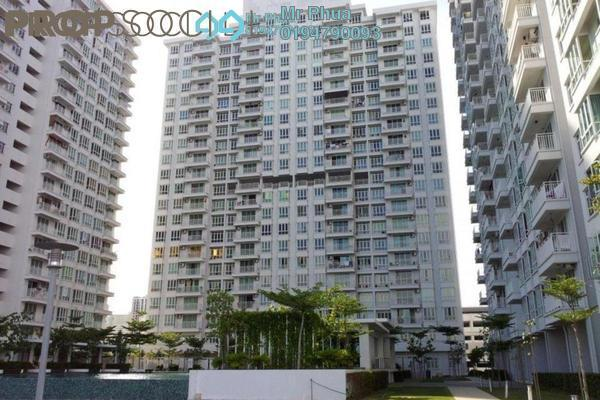 For Sale Condominium at Summer Place, Jelutong Leasehold Fully Furnished 3R/2B 765k