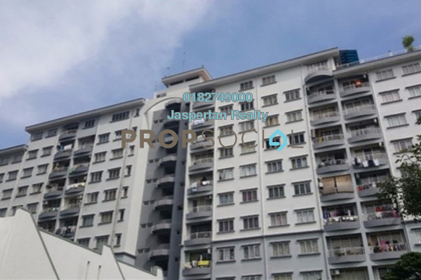 For Rent Condominium at Vista Harmoni, Cheras South Freehold Unfurnished 3R/2B 1k