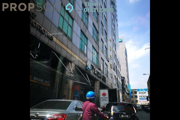 For Sale Shop at Plaza GM, Chow Kit Freehold Unfurnished 0R/0B 2.5m