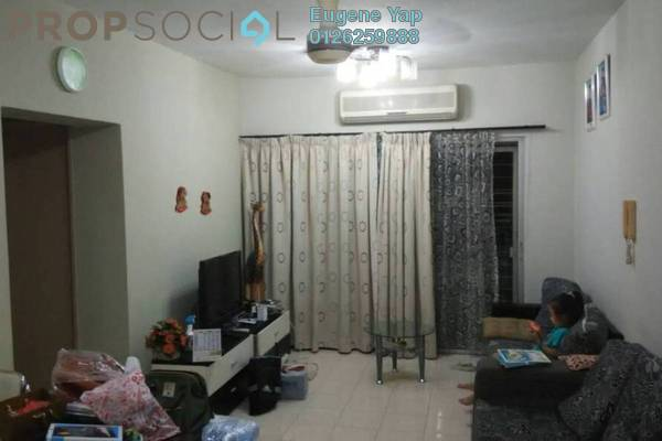 For Sale Condominium at Paradesa Rustica, Bandar Sri Damansara Freehold Semi Furnished 3R/2B 420k