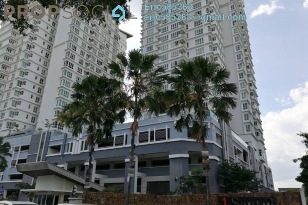 For Rent Condominium at 1Sentul, Sentul Freehold Fully Furnished 3R/2B 2.1k