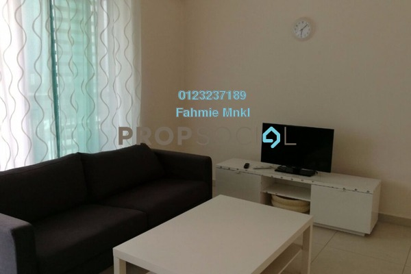 For Rent Condominium at Serin Residency, Cyberjaya Freehold Fully Furnished 4R/3B 2.2k